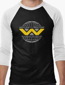 WEYLAND YUTANI ALIEN (1) Men's Baseball ¾ T-Shirt