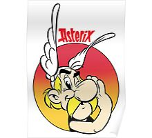 Asterix And Obelix Cartoon Poster