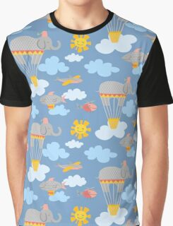 Flying Circus Graphic T-Shirt
