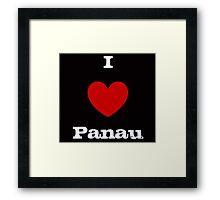 Just Cause 2 - I love Panau Framed Print