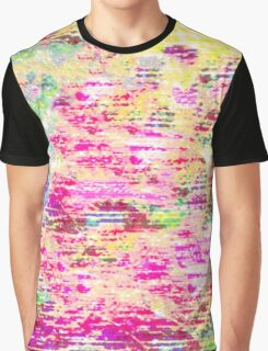 Synthetic Graphic T-Shirt