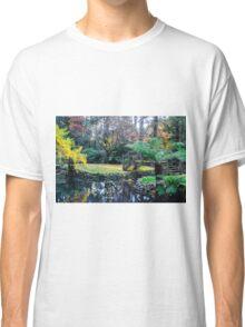 Alfred Nichols Gardens in the Dandenongs Classic T-Shirt