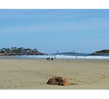 I Should Have Just Stayed There ~ Cape Ann, Massachusetts Photographic Print