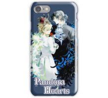 Gil & Oz (Pandora Hearts) iPhone Case/Skin