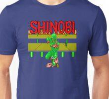 SHINOBI BONUS STAGE Unisex T-Shirt