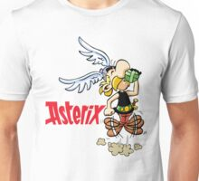 Asterix And Obelix Cartoon Unisex T-Shirt