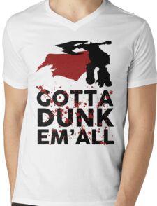 Darius Dunk Mens V-Neck T-Shirt
