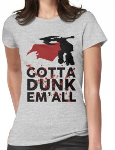 Darius Dunk Womens Fitted T-Shirt