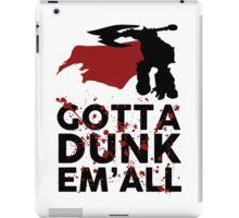 Darius Dunk iPad Case/Skin
