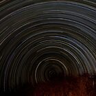 African Star Trail by Withns