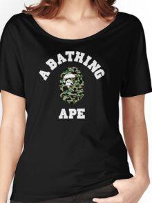 APE CAMO Women's Relaxed Fit T-Shirt