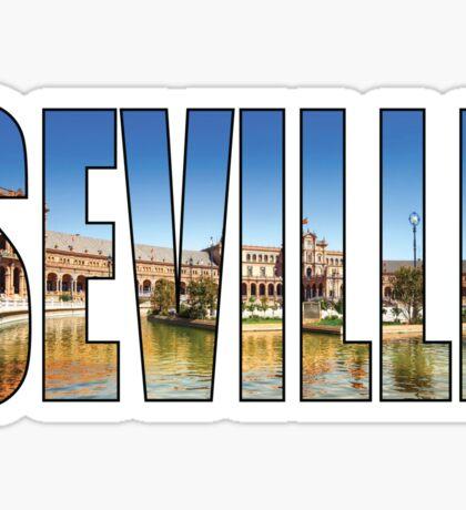 Seville Sticker