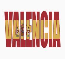 Valencia. Kids Tee