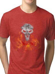 Smoke and Ash :: Reaper Tri-blend T-Shirt