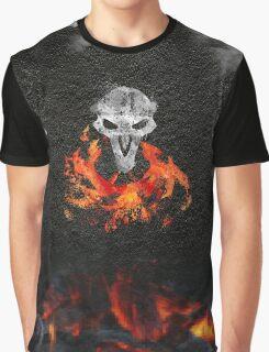 Smoke and Ash :: Reaper Graphic T-Shirt