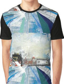 LIVERPOOL WATERFRONT 2 Graphic T-Shirt