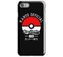 Kanto Official - Pokémon iPhone Case/Skin