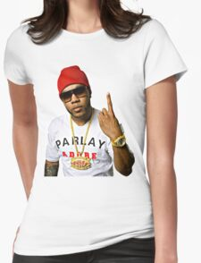 Flo Rida Womens Fitted T-Shirt