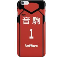 HAIKYUU!! KUROO TETSURO JERSEY PHONE CASE NEKOMA ANIME SAMSUNG GALAXY + IPHONE iPhone Case/Skin