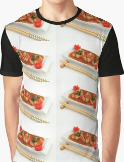 Asian food Graphic T-Shirt