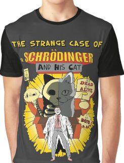 The Strange case of dr. Schrodinger Graphic T-Shirt