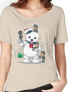 Puft Buddies Women's Relaxed Fit T-Shirt