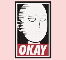OKAY Saitama One Piece - Long Sleeve