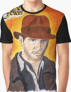 Indiana Jones Graphic T-Shirt