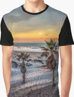 Wake up for Sunrise in California Graphic T-Shirt