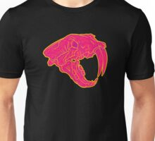 Sabre Tooth Unisex T-Shirt