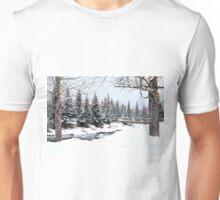 Breckenridge Winterland Unisex T-Shirt