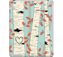 In the Birch Trees iPad Case/Skin