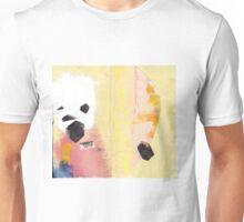Curious Dog Man Unisex T-Shirt