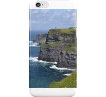 Cliffs of Moor, Ireland iPhone Case/Skin