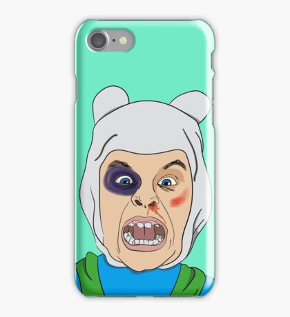 Finn The Human Original Illustration iPhone Case/Skin