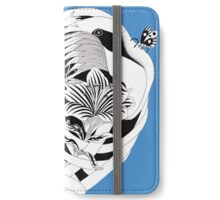 Betsy Birdkeeper iPhone Wallet/Case/Skin
