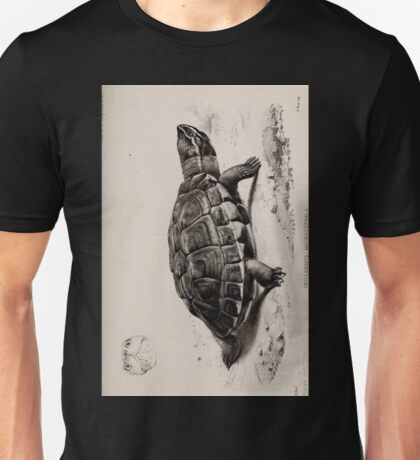 Proceedings of the Zoological Society of London 1848 - 1860 V4 Reptilia 023 Unisex T-Shirt