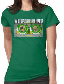 Irish Heroes of 1916 Womens Fitted T-Shirt