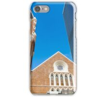 Perth Town Hall Overshadowed iPhone Case/Skin
