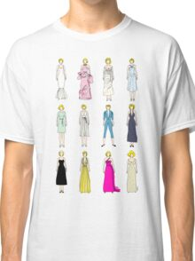 Outfits of Marilyn Fashion Classic T-Shirt