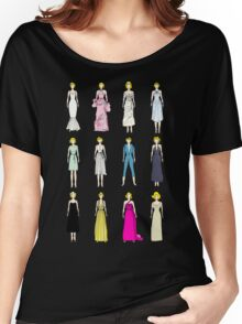 Outfits of Marilyn Fashion Women's Relaxed Fit T-Shirt