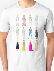 Outfits of Marilyn Fashion Unisex T-Shirt
