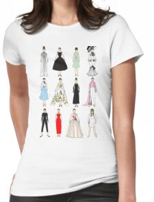 Outfits of Audrey Fashion Womens Fitted T-Shirt