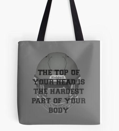 Hard Knocks Tote Bag