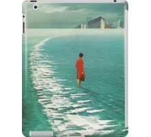 Waiting For The Cities To Fade Out iPad Case/Skin