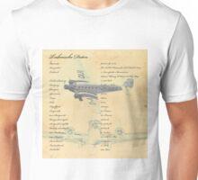 Junkers Ju52/3m Unisex T-Shirt