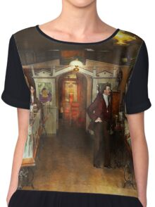 Apothecary - Spell books and Potions 1913 Chiffon Top