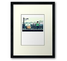 Another Japanese Day Framed Print