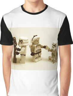 Lego Star Wars Stormtroopers Diversity Minifigure Graphic T-Shirt