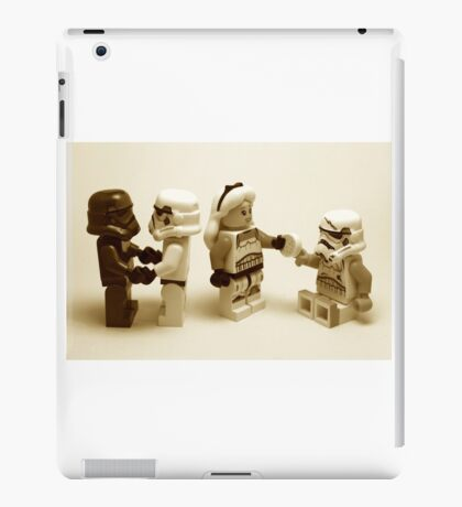 Lego Star Wars Stormtroopers Diversity Minifigure iPad Case/Skin